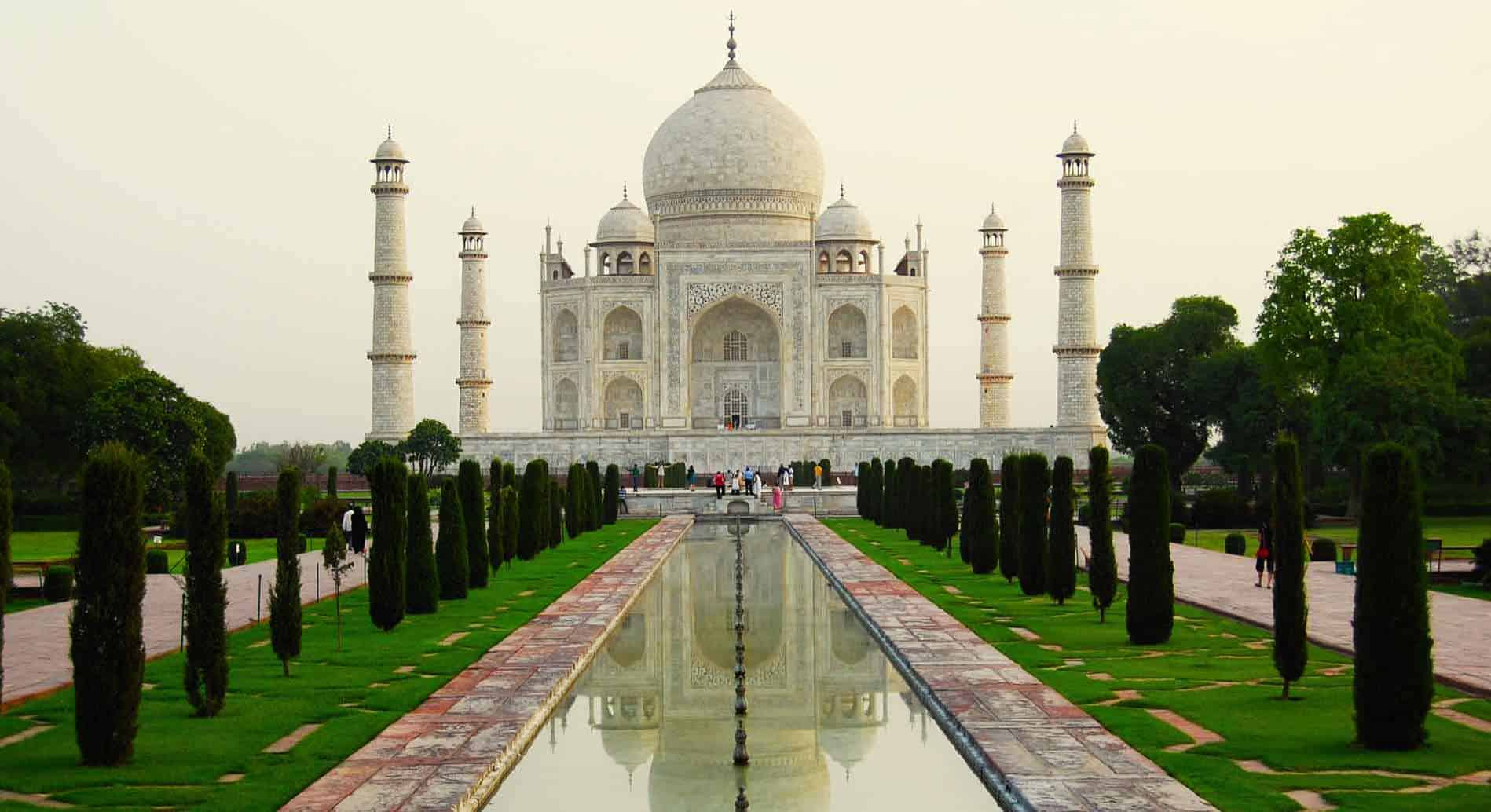Taj Mahal Day Tour Package from Delhi